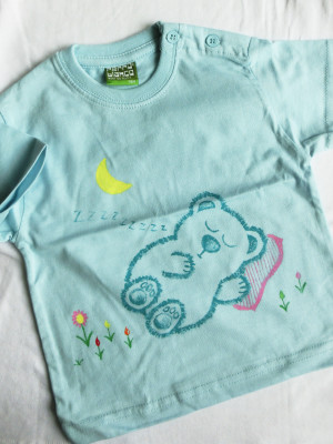 """Tričko """"Spící medvídek"""""""